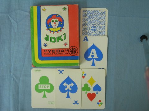 card game JOKI